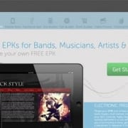 create your own epk online