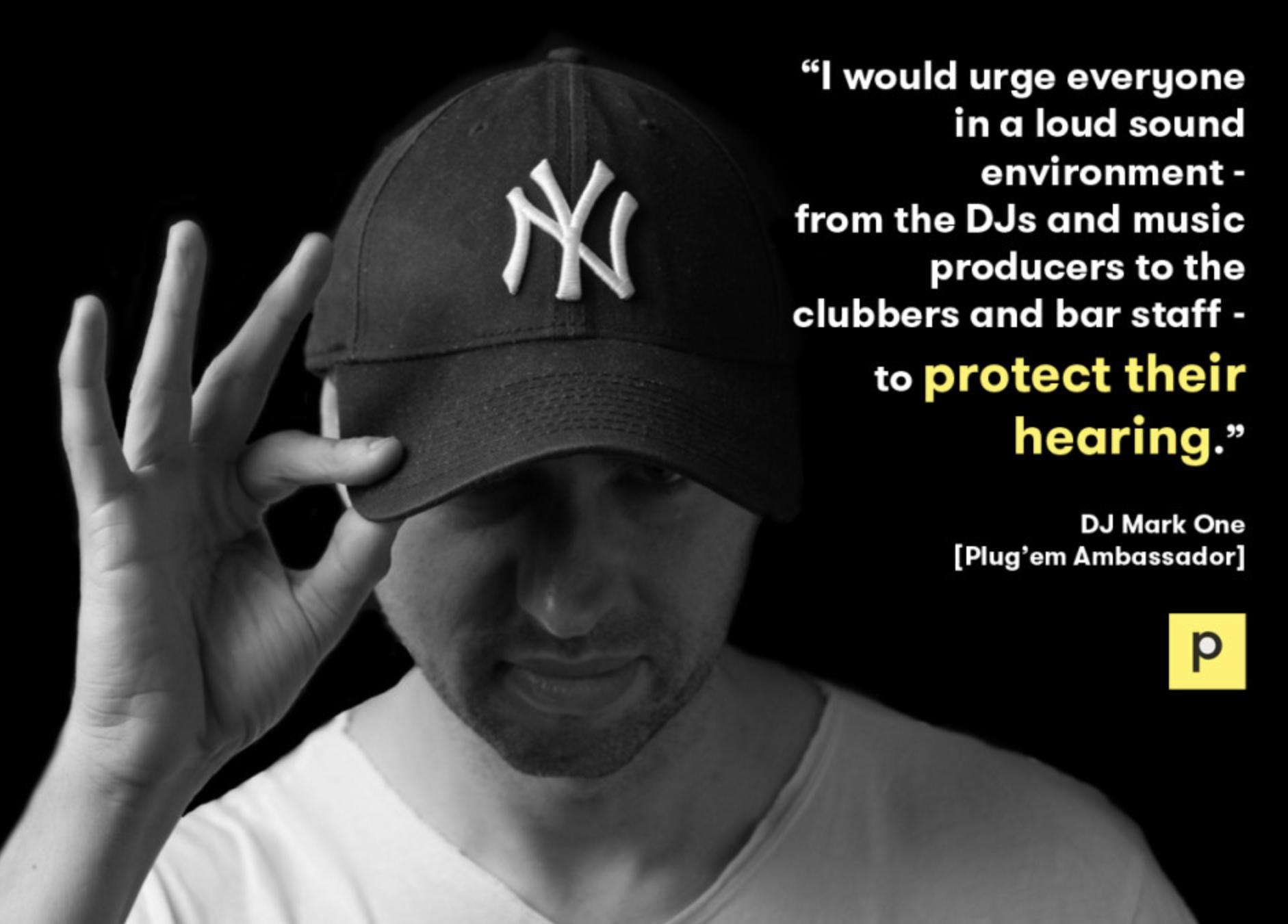 DJ Mark One PLug Em Ambassador