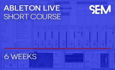 Ableton Live Short Course