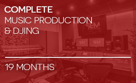 Complete Music Production And DJING