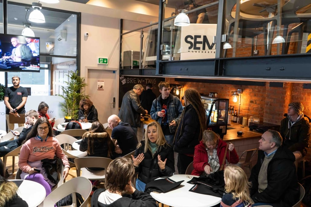 SEM Open Day January 25th 2020 Student Space