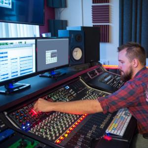 Audio Engineering Martyn