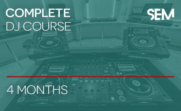School of Electronic Music Complete DJ Course