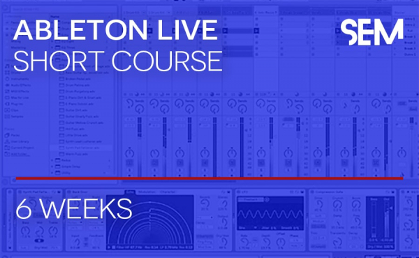 School of Electronic Music Ableton Live Short Weekend Evening Course