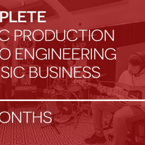 School of Electronic Music Complete Music Production Audio Engineering and Music Business Course
