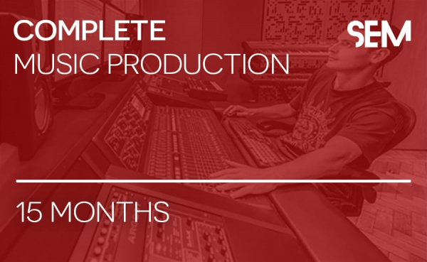 School of Electronic Music Complete Music Production Course