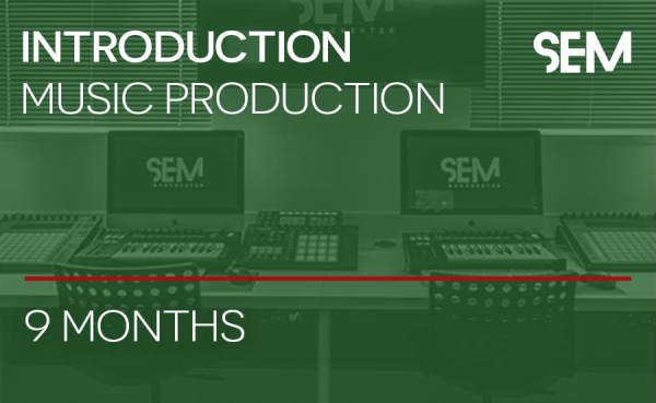 School of Electronic Music Introduction to Music Production Course