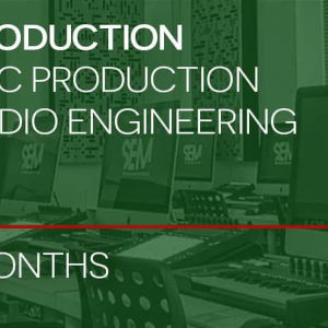 School of Electronic Music Introduction to Music Production and Audio Engineering Course