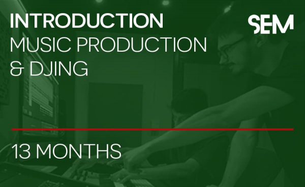 School of Electronic Music Introduction to Music Production and DJing Course
