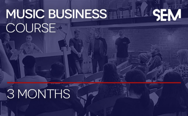 School of Electronic Music Music Business Course