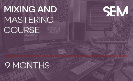Mixing and Mastering Course School of Electronic Music