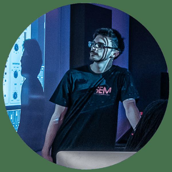 Jonny Batchelor SEM Staff round
